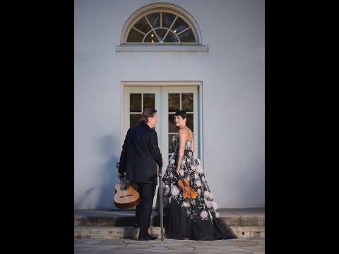 "Astor Piazzolla ""Histoire du Tango"" Anne Akiko Meyers & Jason Vieaux"